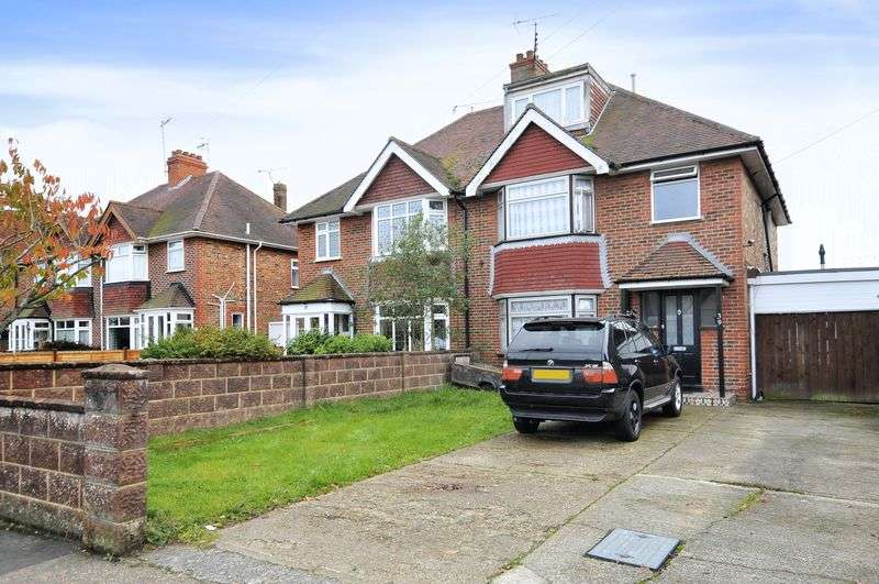 5 Bedrooms Semi Detached House for sale in Salvington Road, Worthing