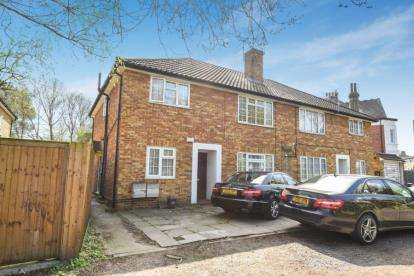 2 Bedrooms Maisonette Flat for sale in Greenways, Christchurch Avenue, Finchley