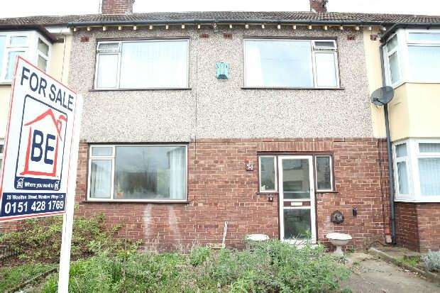 3 Bedrooms Terraced House for sale in North Manor Way , Liverpool