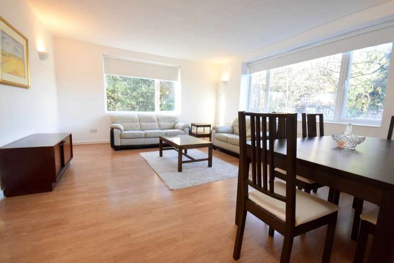 3 Bedrooms Apartment Flat for sale in EDINBURGH HOUSE, PARSON STREET/TENTERDEN GROVE, HENDON, LONDON, NW4