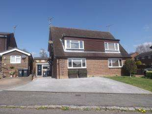 3 Bedrooms Semi Detached House for sale in Cranston Way, Crawley Down, West Sussex