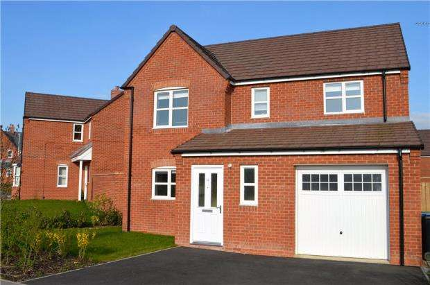 4 Bedrooms Detached House for sale in Hartshorne Road, Bishops Itchington, Southam