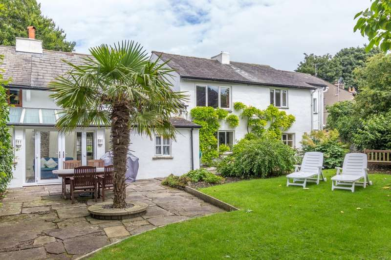 3 Bedrooms Unique Property for sale in Wellbank Farm, Field Broughton, Grange-over-Sands