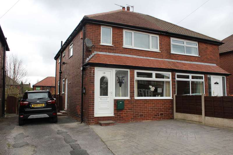 3 Bedrooms Semi Detached House for sale in Willows Lane, Firgrove