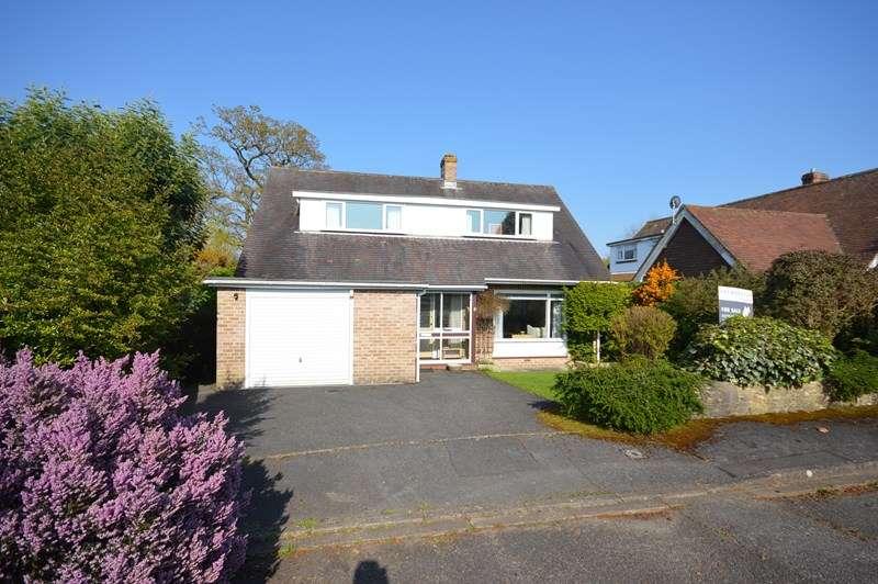 3 Bedrooms Detached Bungalow for sale in Newenham Road, Lymington