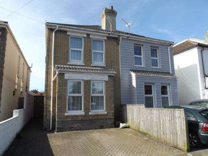 3 Bedrooms Semi Detached House for sale in Southbourne, Bournemouth, Dorset