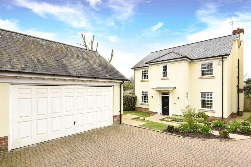 5 Bedrooms House for sale in Wyatt Close, Bushey Heath, Bushey, Hertfordshire, WD23