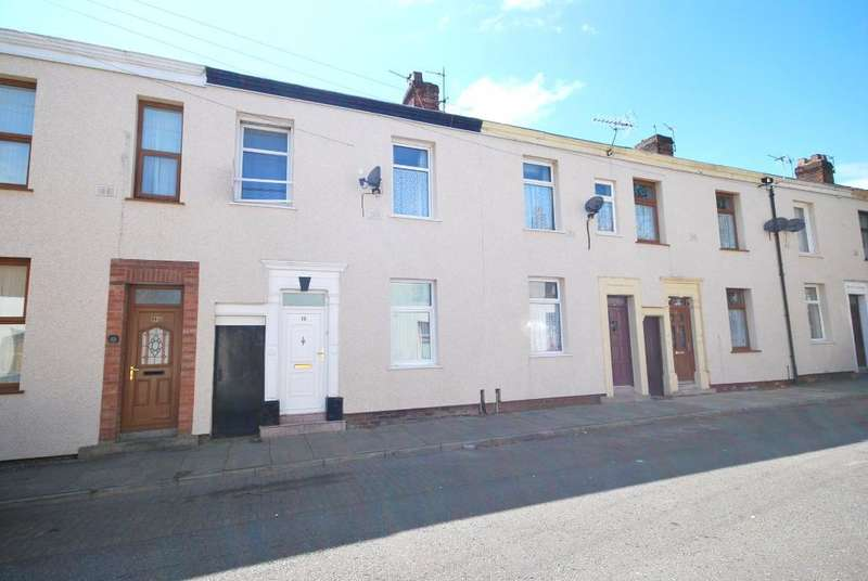 3 Bedrooms Terraced House for sale in Redmayne Street, Preston, Lancashire, PR1 4SQ