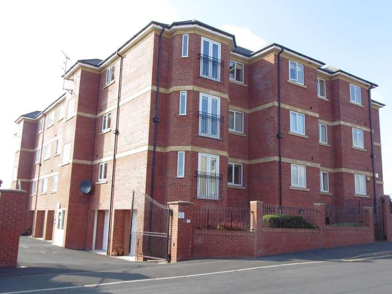 2 Bedrooms Apartment Flat for sale in Bourne May Road, Knott End On Sea, Poulton Le Fylde, Lancashire, FY6 0FG