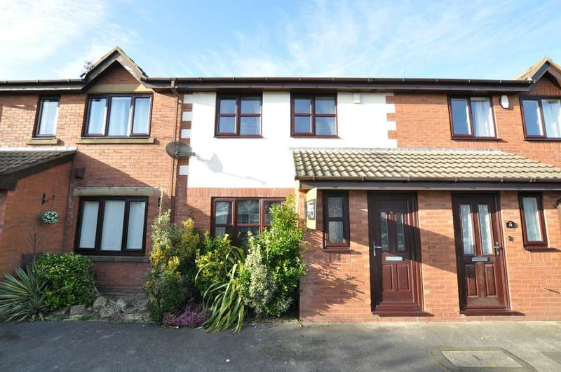 3 Bedrooms Mews House for sale in Oakwood Close, Blackpool, Lancashire, FY4 5FD