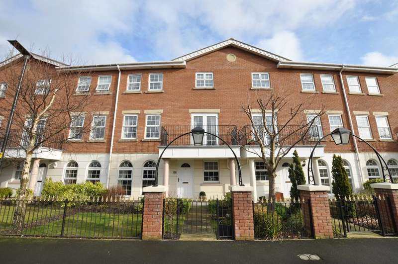 4 Bedrooms Town House for sale in Coopers Row, Lytham, Lytham St Annes, Lancashire, FY8 4UD