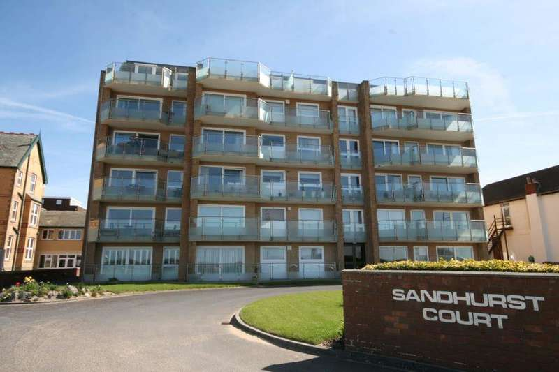 2 Bedrooms Apartment Flat for sale in 3-5 South Promenade, St Annes, Lytham St Annes, Lancashire, FY8 1LS