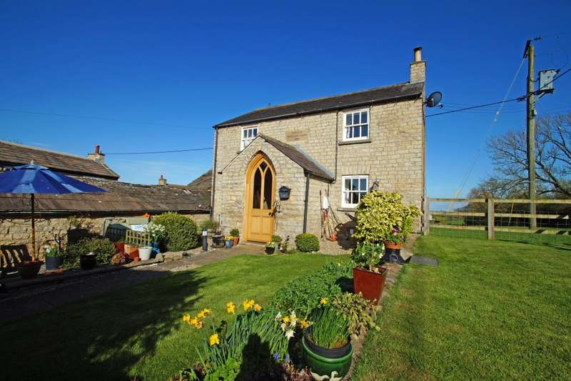 2 Bedrooms Detached House for sale in The Old Wesleyan Chapel, Thirn, Bedale, HG4 4AU