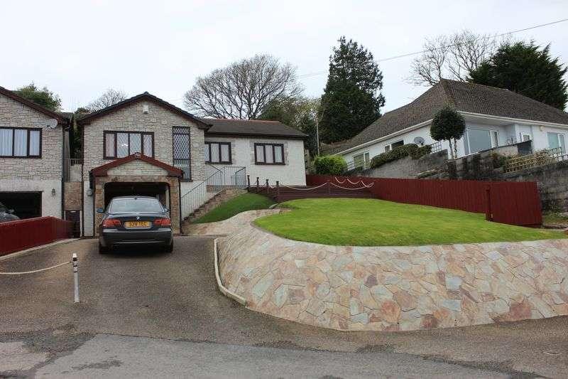 3 Bedrooms Detached Bungalow for sale in Rose Hill, St Blazey Gate, Par