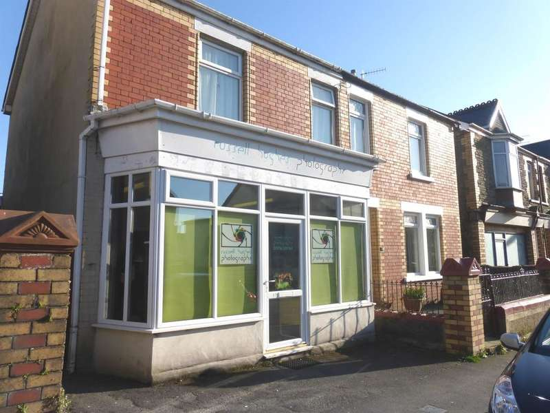3 Bedrooms Unique Property for sale in Commercial Street, Kenfig Hill, Bridgend