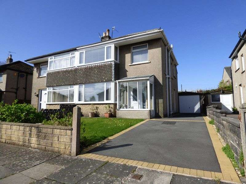 3 Bedrooms Semi Detached House for sale in Rays Drive, Lancaster