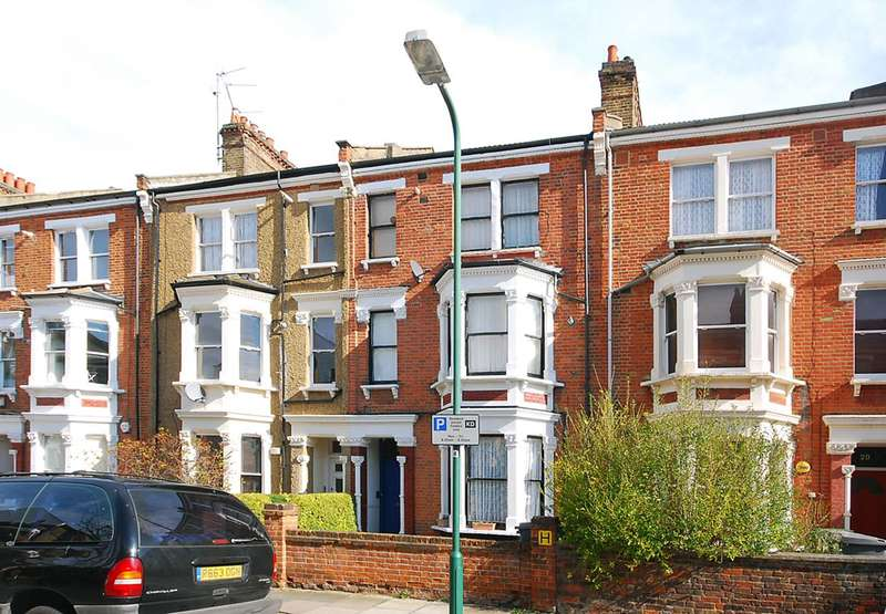 7 Bedrooms Terraced House for sale in Dunster Gardens, Brondesbury, NW6