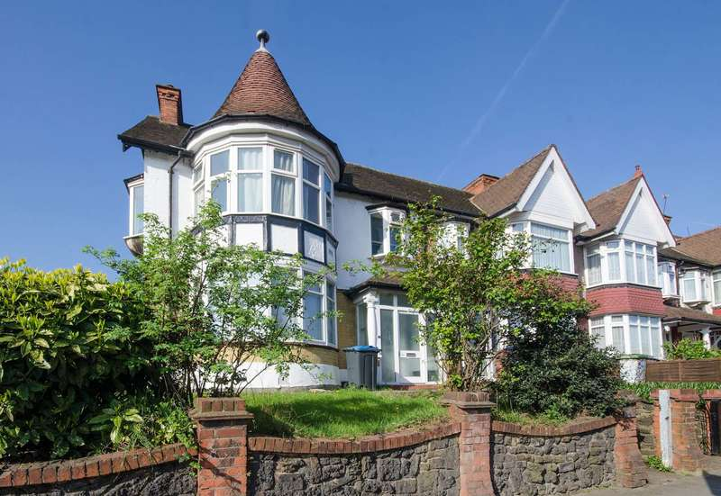 1 Bedroom Flat for sale in Harrow Road, Wembley, HA9