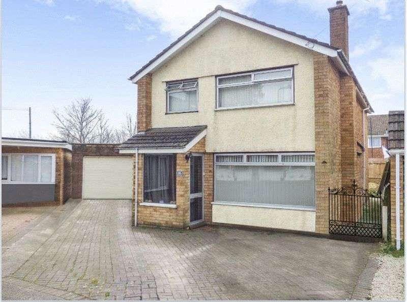 5 Bedrooms Detached House for sale in Witla Court Road, Cardiff, CF3 3LU