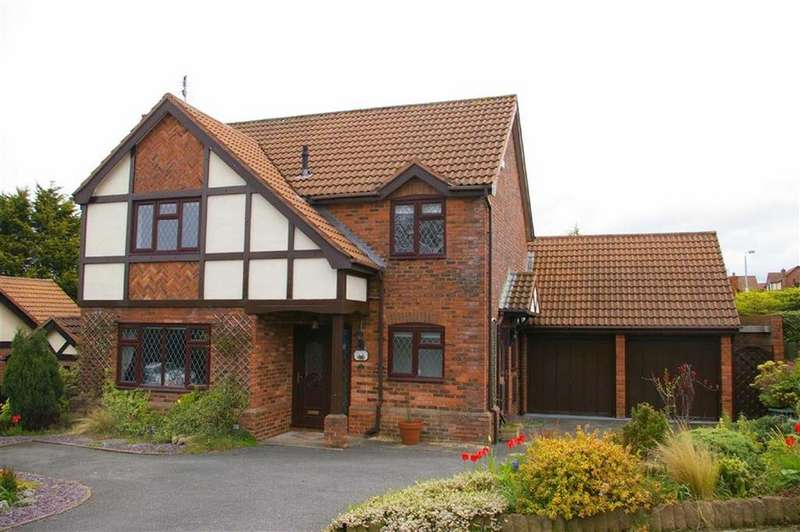 4 Bedrooms Detached House for sale in St Andrews Road, Upper Colwyn Bay, Colwyn Bay
