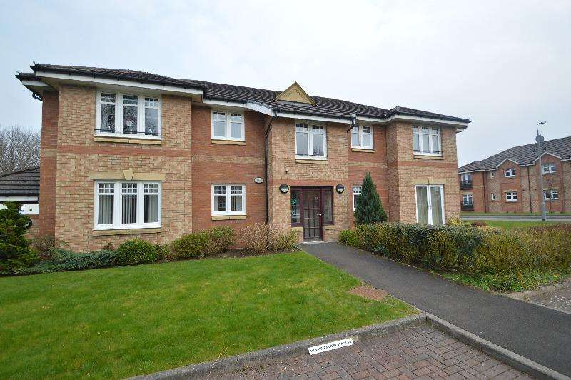 2 Bedrooms Flat for sale in Redburn Gate, Irvine, North Ayrshire, KA12 8TH