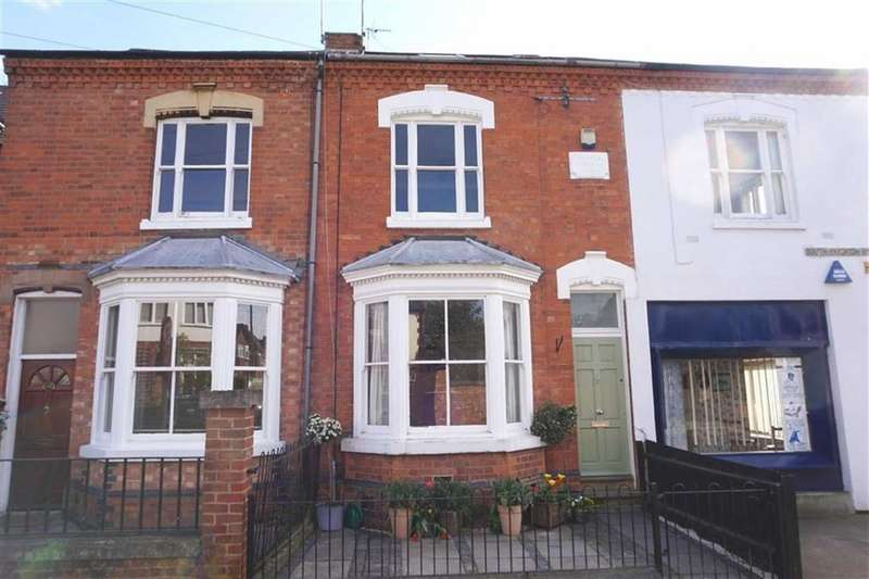 4 Bedrooms Terraced House for sale in South Knighton Road, South Knighton, Leicester