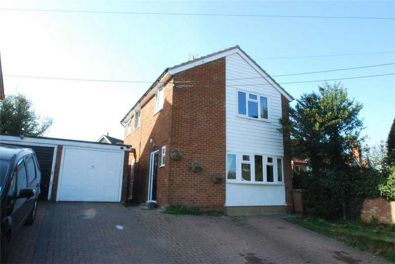 3 Bedrooms Detached House for sale in Platts Heath