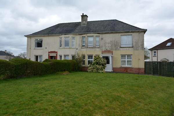 2 Bedrooms Flat for sale in 62 Truce Road, Glasgow, G13 3JL