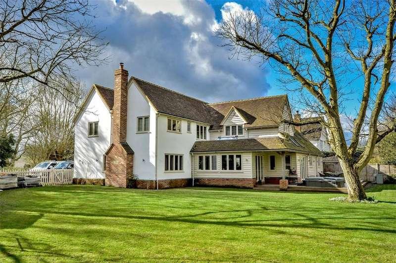 6 Bedrooms Detached House for sale in Ketteridges, Wood End, Widdington, Nr Saffron Walden