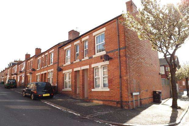 2 Bedrooms End Of Terrace House for sale in Maud Street, Nottingham, NG7