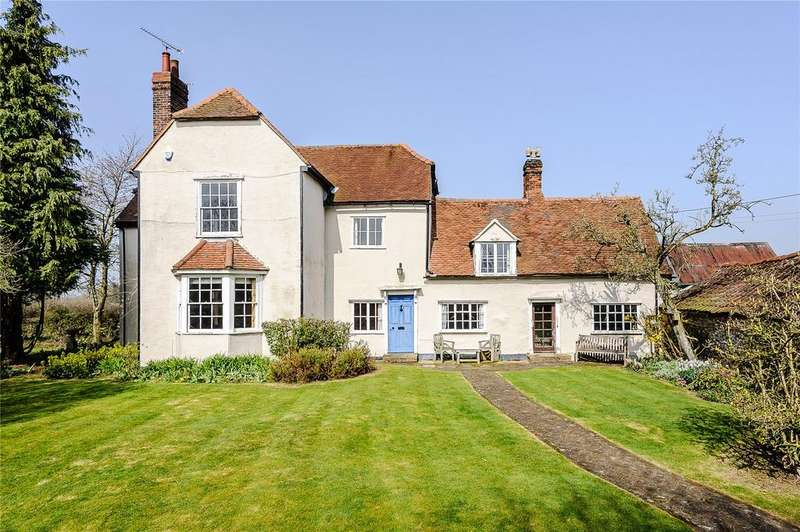 4 Bedrooms Detached House for sale in Willows Green, Chelmsford, CM3
