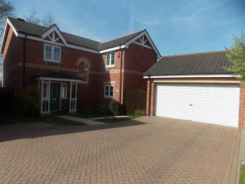 4 Bedrooms Detached House for sale in Headingley Close, Kirk Sandall