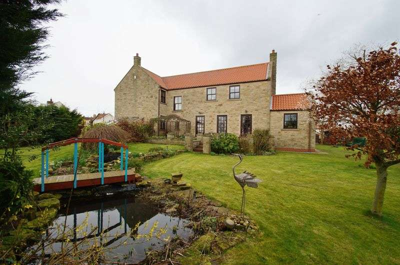 6 Bedrooms Detached House for sale in Low Farm, Bradbury