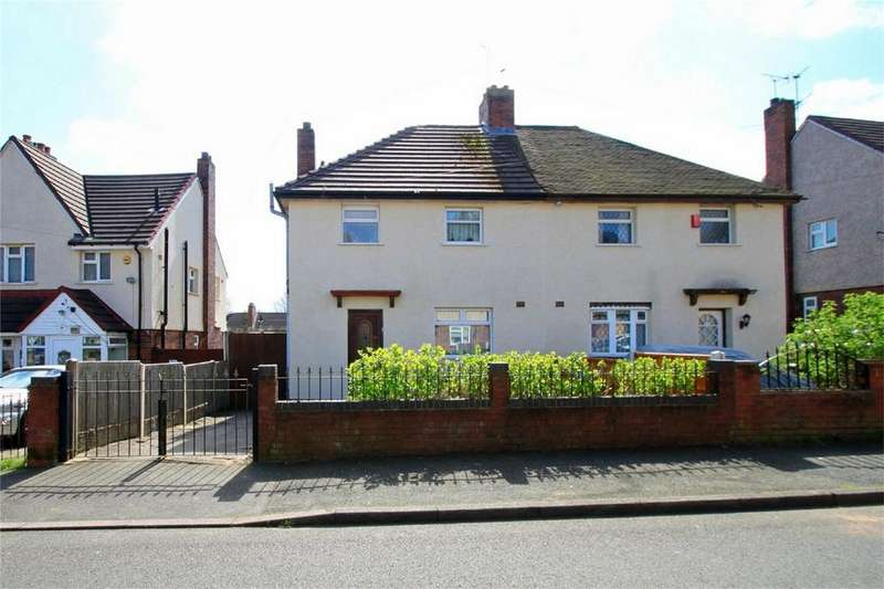 3 Bedrooms Semi Detached House for sale in Lavender Road, DUDLEY, West Midlands