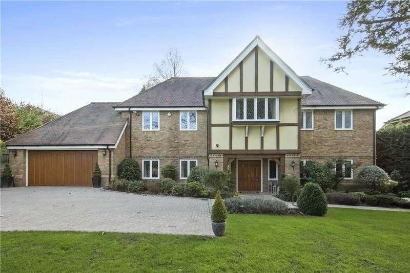 6 Bedrooms Detached House for sale in Green Lane, Cobham, Surrey, KT11