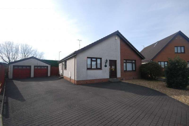 4 Bedrooms Detached Bungalow for sale in 16 Adams Court, Troon, KA10 6XG