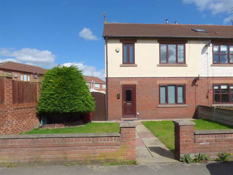 3 Bedrooms Semi Detached House for sale in Hale View, Huyton Quarry, Liverpool