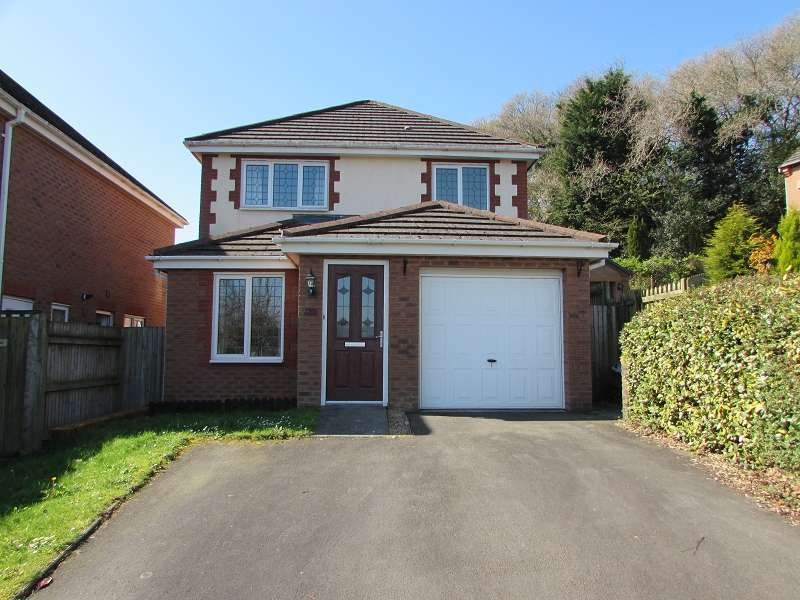 3 Bedrooms Detached House for sale in Tywod Vale, Pencoed, Bridgend, CF35 6LP