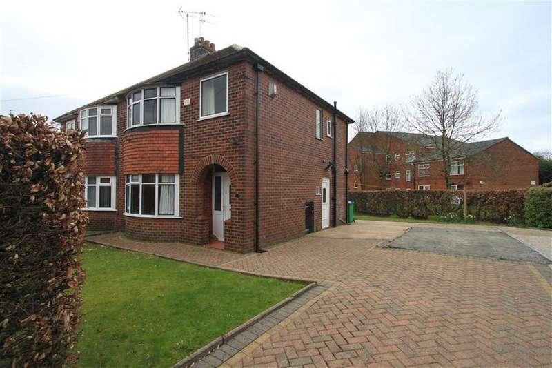 3 Bedrooms Semi Detached House for sale in 19, Birch Road, Wardle, Rochdale, OL12