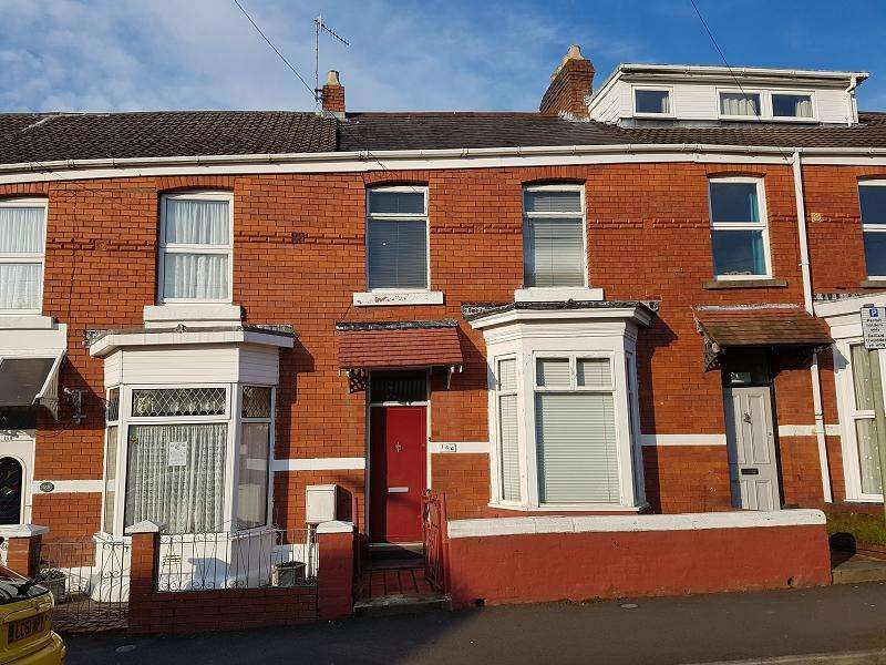 3 Bedrooms Terraced House for sale in Rhyddings Terrace, Brynmill, Swansea, City And County of Swansea.