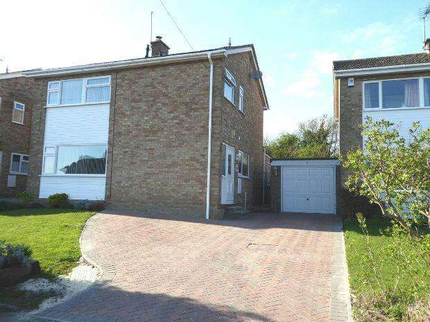 3 Bedrooms Detached House for sale in Briggs Close, Banbury