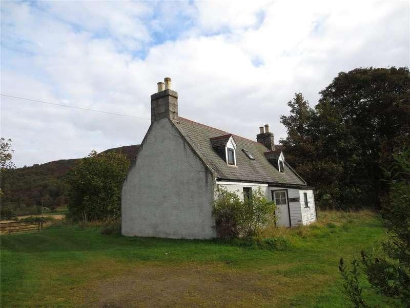 2 Bedrooms Detached House for sale in Rose Cottage, Rogart, Highland, IV28