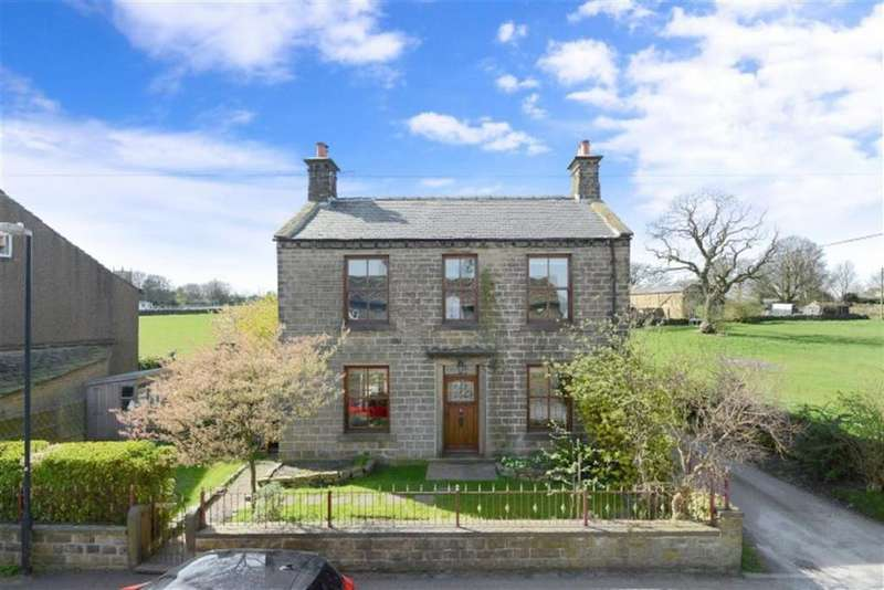 3 Bedrooms Detached House for sale in Bank Lane, Upper Denby, Huddersfield, HD8