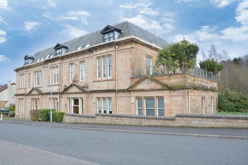 3 Bedrooms Flat for sale in 12 The Counting House, Paisley, PA1 2NU