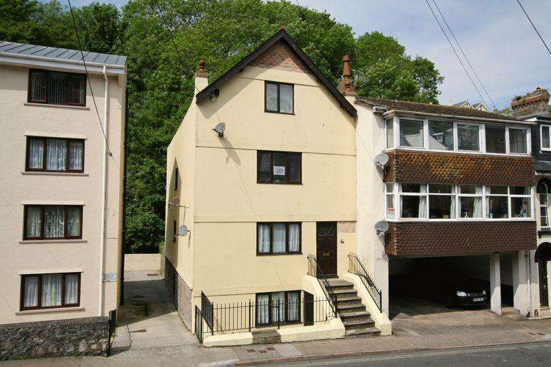 3 Bedrooms Maisonette Flat for sale in Bolton Street, Brixham