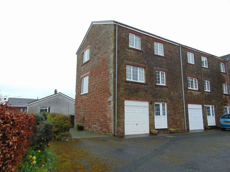 3 Bedrooms Barn Conversion Character Property for sale in 5 Criffel Court, Crosscanonby, Maryport, Cumbria, CA15 6SL
