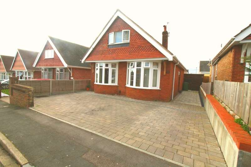 4 Bedrooms Detached Bungalow for sale in Pamela Avenue, Portsmouth, PO6