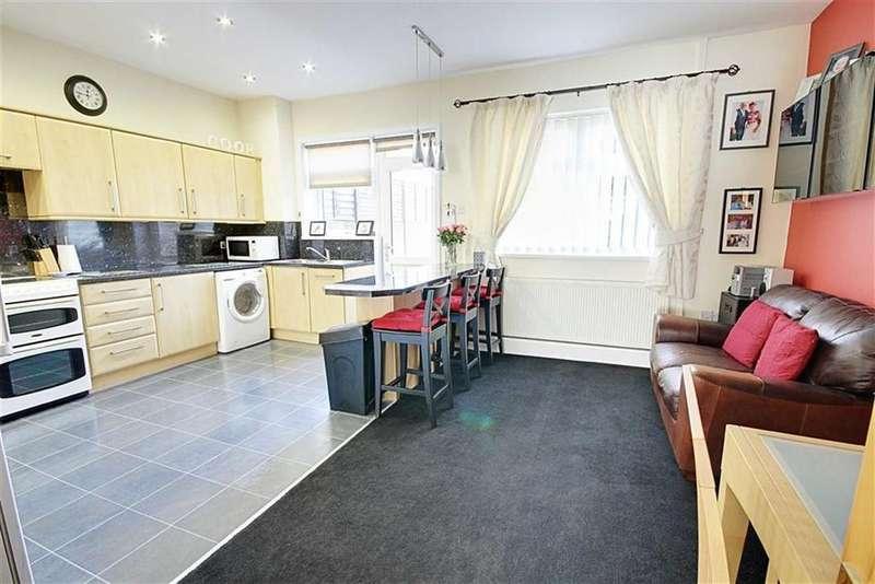 4 Bedrooms Terraced House for sale in Stoddart Street, South Shields, Tyne Wear