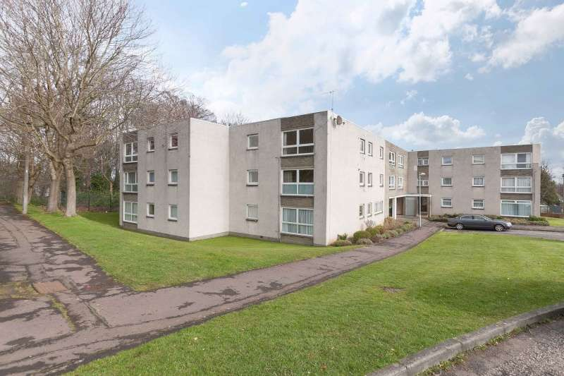 2 Bedrooms Flat for sale in Mortonhall Park Crescent, Mortonhall, Edinburgh, EH17 8SX
