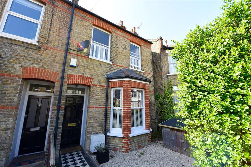 4 Bedrooms Semi Detached House for sale in Hamilton Road, Wimbledon